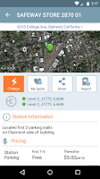 Screenshot of ChargePoint: Find EV Charging