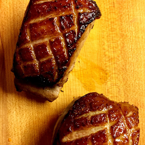 Pan Sear Duck
