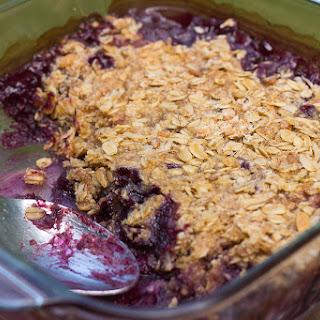 Coconut Blueberry Crisp Recipes