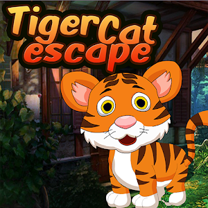 Tiger Cat Best Escape Game 104