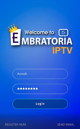 Embratoria IPTV screenshot 6