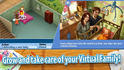 Virtual Families 2 screenshot 8