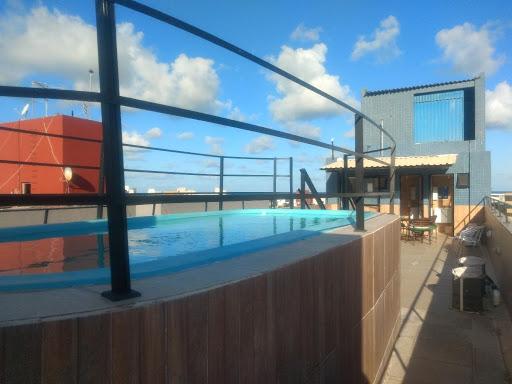 Apartamento com 1 dormitório para alugar, 50 m² por R$ 1.300,00/ano - Bessa - João Pessoa/PB