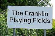 The Franklin playing fields, Chartridge