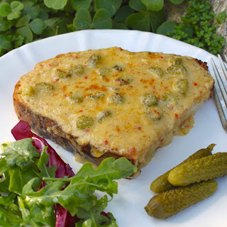 Irish Rarebit