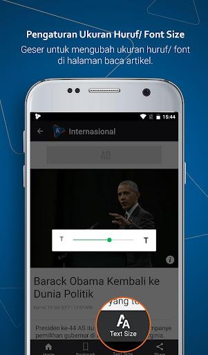 Kompas.com: Berita Terkini, Akurat & Tepercaya screenshot 4