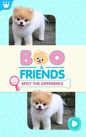 android Boo & Friends Spot Differences Screenshot 8