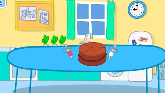 Baby Cooking School APK for iPhone