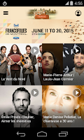 Screenshot of FrancoFolies de Montréal 2015