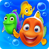 Fishdom APK for Bluestacks