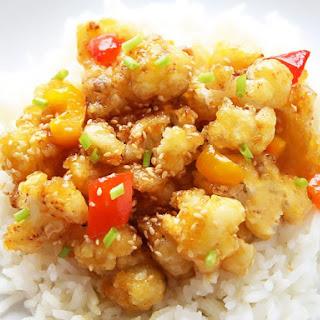 Chicken Cauliflower Stir Fry Recipes