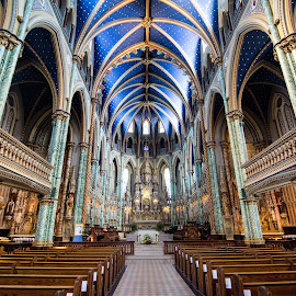 by Keith Sutherland - Buildings & Architecture Places of Worship