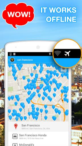 WiFi Map — Free Passwords screenshot 8