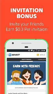 App WHAFF Rewards apk for kindle fire