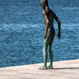 by Jose Maria Vidal Sanz - Artistic Objects Other Objects ( sculpture, color, travel, coast, city )