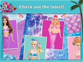 Screenshot of Barbie Life