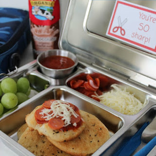 Pizza Bento Lunchbox