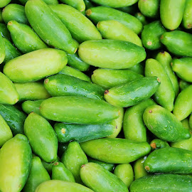 Green Fruits by Koh Chip Whye - Food & Drink Fruits & Vegetables (  )
