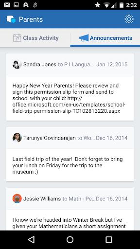 Edmodo for Parents screenshot 3