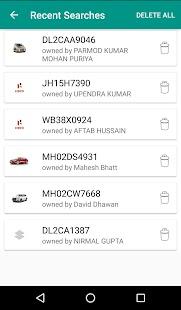 Car Info Vehicle Registration APK for Bluestacks
