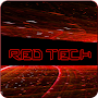 Red Tech Theme