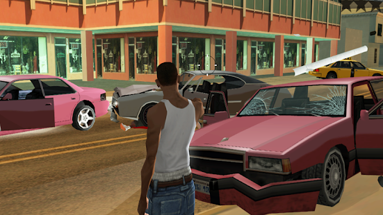 Game Grand Sniper in San Andreas II APK for Windows Phone