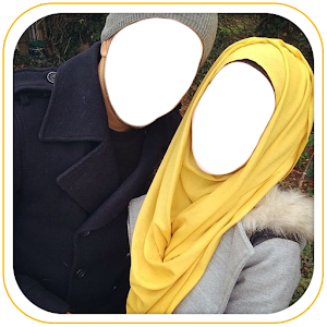Download Muslim Couple Photo Suit 2017 For PC Windows and Mac