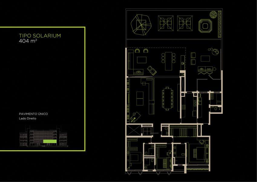 Apto Tipo (12B) - 404 m²