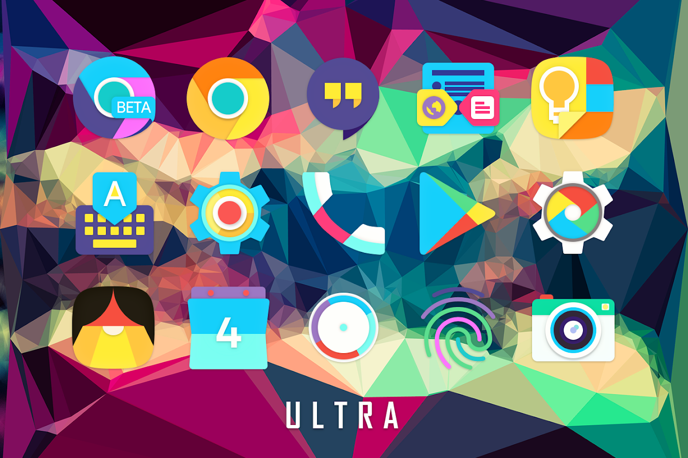 Ultra Icon Pack Screenshot 7