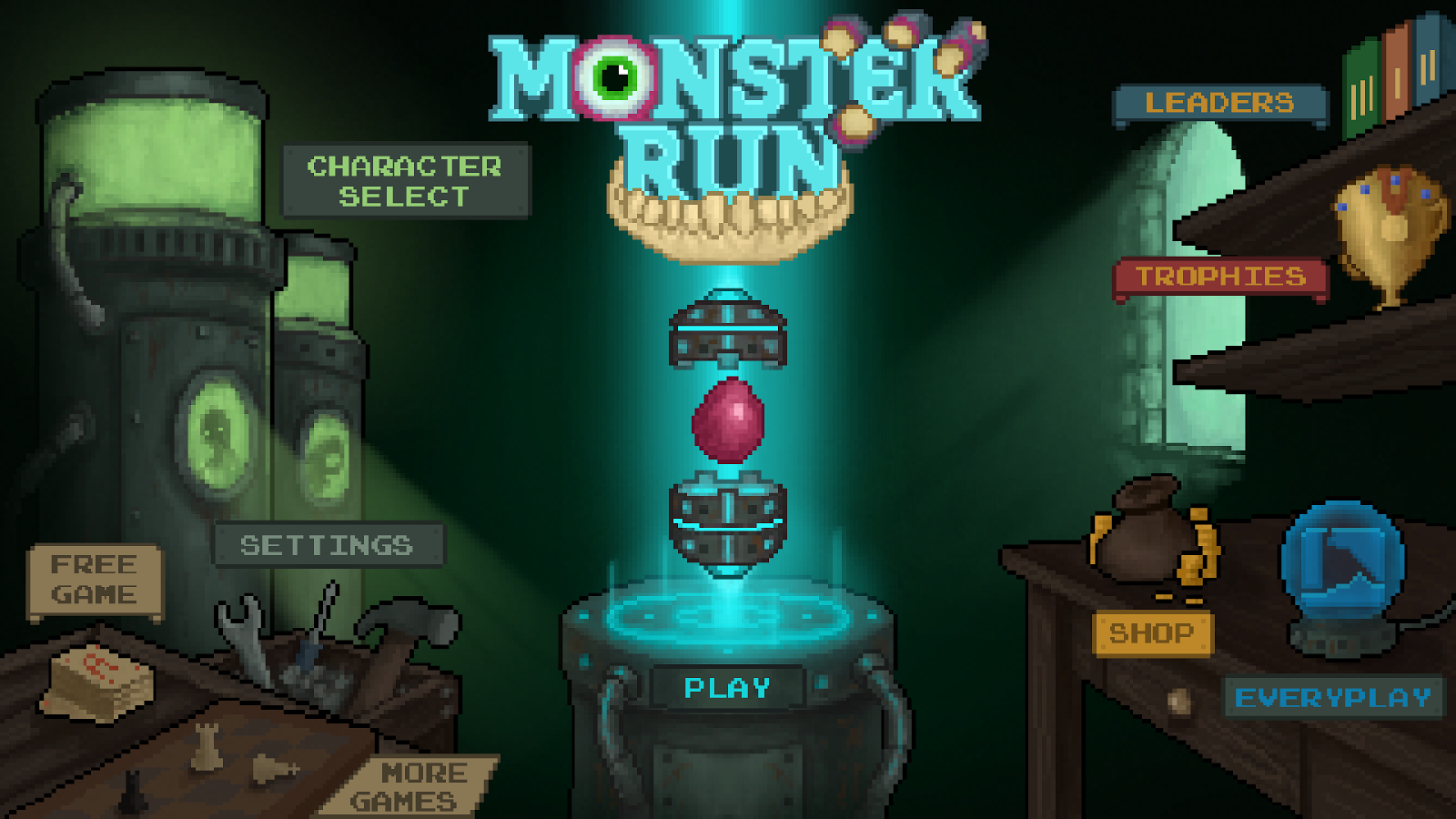 Monster Run Screenshot 8
