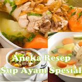 Free Aneka Resep Sup Ayam Spesial APK for Windows 8