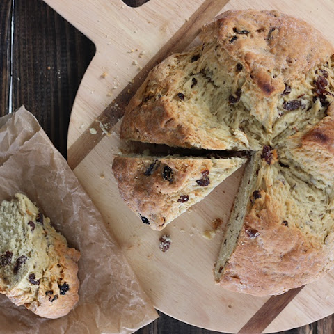 Irish Soda Bread (American-Style)