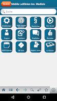 Screenshot of Leitlinien der Inneren Medizin