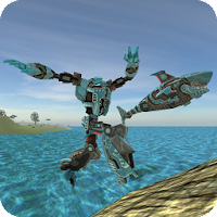 Robot Shark on PC / Download (Windows 10,7,XP/Mac)