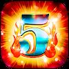 Casino Slots:Hot Burning Fives