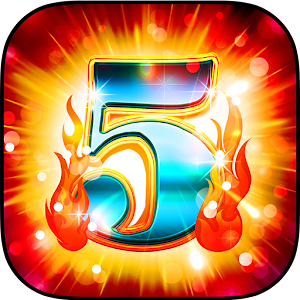 Cover art Casino Slots:Hot Burning Fives