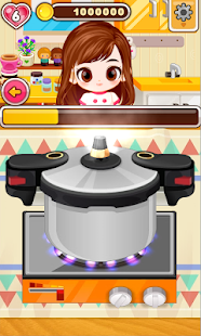 Chef Judy: Cup Rice Maker - screenshot
