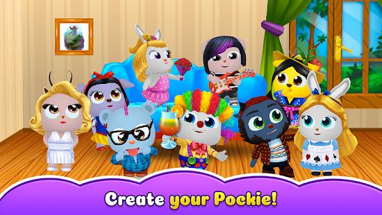Game Pockieland - Animal Society APK for Kindle