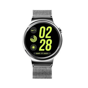 Sport WatchFace - Yellow For PC