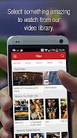 Screenshot of Flipps TV - Movies, Music & TV