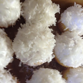 Coconut Cupcakes by Terry Linton - Food & Drink Cooking & Baking