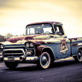 Truck by Chris Knowles - Transportation Automobiles