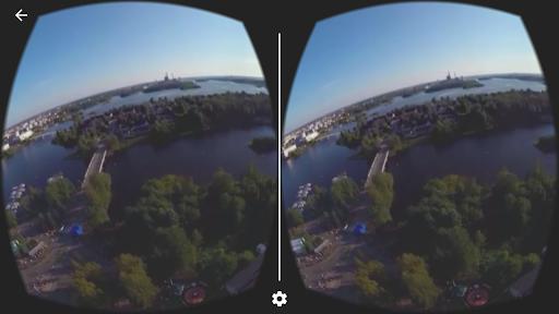 Bungee Jump Virtual Reality - screenshot