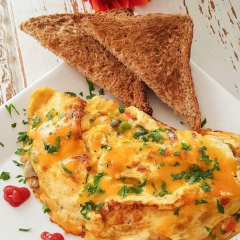 Simple Omelette