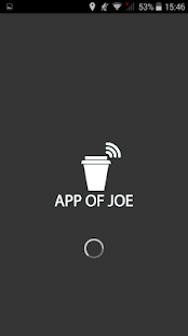 App of Joe - screenshot