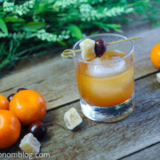 Ginger Clementine Old Fashioned