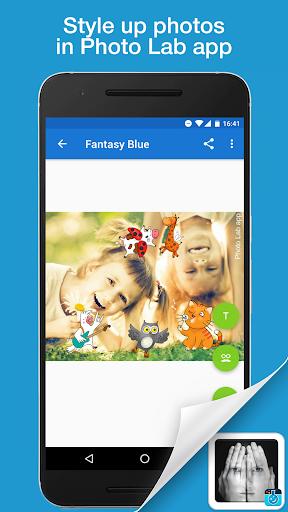 Sticker Set: Jolly Animals - screenshot