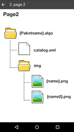 ParAlgo - screenshot