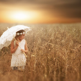 Sienna at sunset by Love Time - Babies & Children Child Portraits