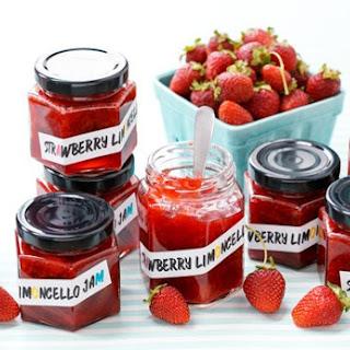 Strawberry Limoncello Recipes